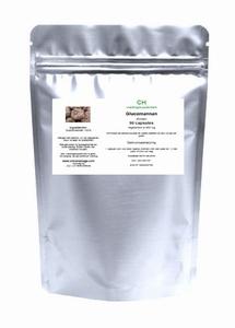 Glucomannan - 90 stuks V-Capsules à 450 mg  1 stuk