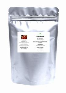 Cayennepeper - 90 stuks V-Capsules à 450 mg  1 stuk
